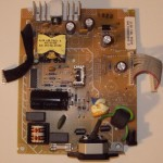Switch Mode Power Supply Board, Top